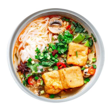 106. To-Fu Soup