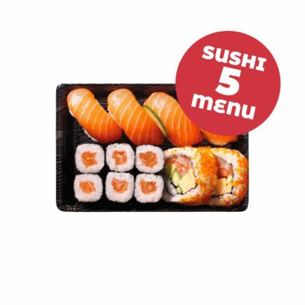 Sushi Menu 5